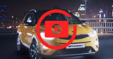 Kia Stonic дебютировал в рекламном ролике в Киеве